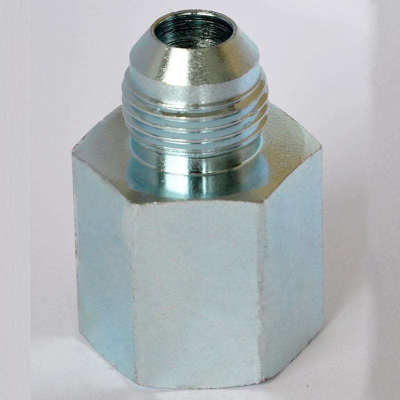 Female Connector 2405 Flare tube end / female pipe end SAE 072404 hydraulic female connector