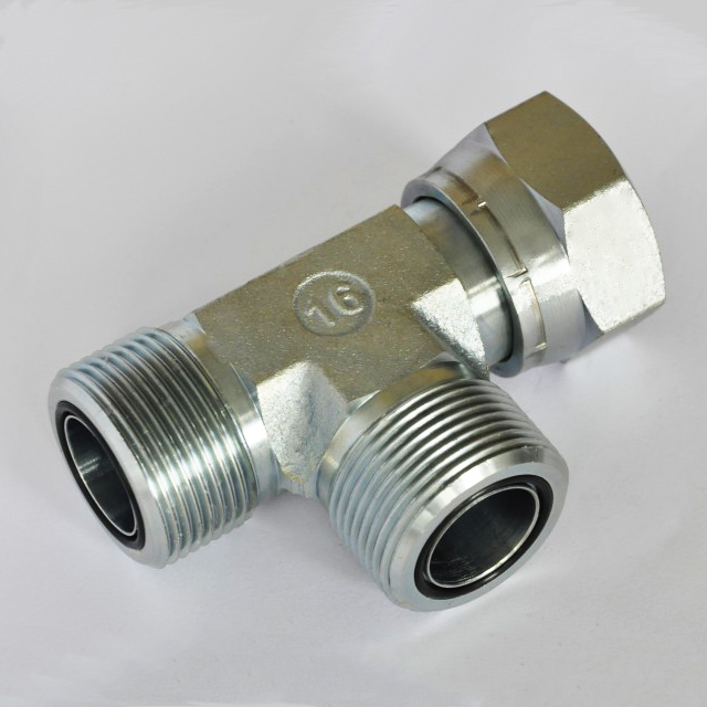 FS6602 ORFS swivel / ORFS tube ends SAE 520432 couplings and tee