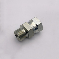 2B BSP MALE DOUBLE FOR 60°SEAT BONDED SEAL /BSP FEMALE 60°CONE good quality guarantee g-thread fitting hydraulic