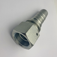 22613 BSP FEMALE 60°CONE hydraulic interlock fittings