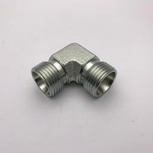 1C9 90°METRIC MALE 24°Light Type Elbow Fittings Producer