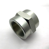 7T 90°BSPT FEMALE reusable hydraulic fittings